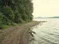 Chalet les perséides au bord du lac mégantic cantons-de-L'est club de golf mégantic